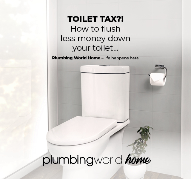 20180709 Toilet Tax - How to flush less money down your toilet | Plumbing World