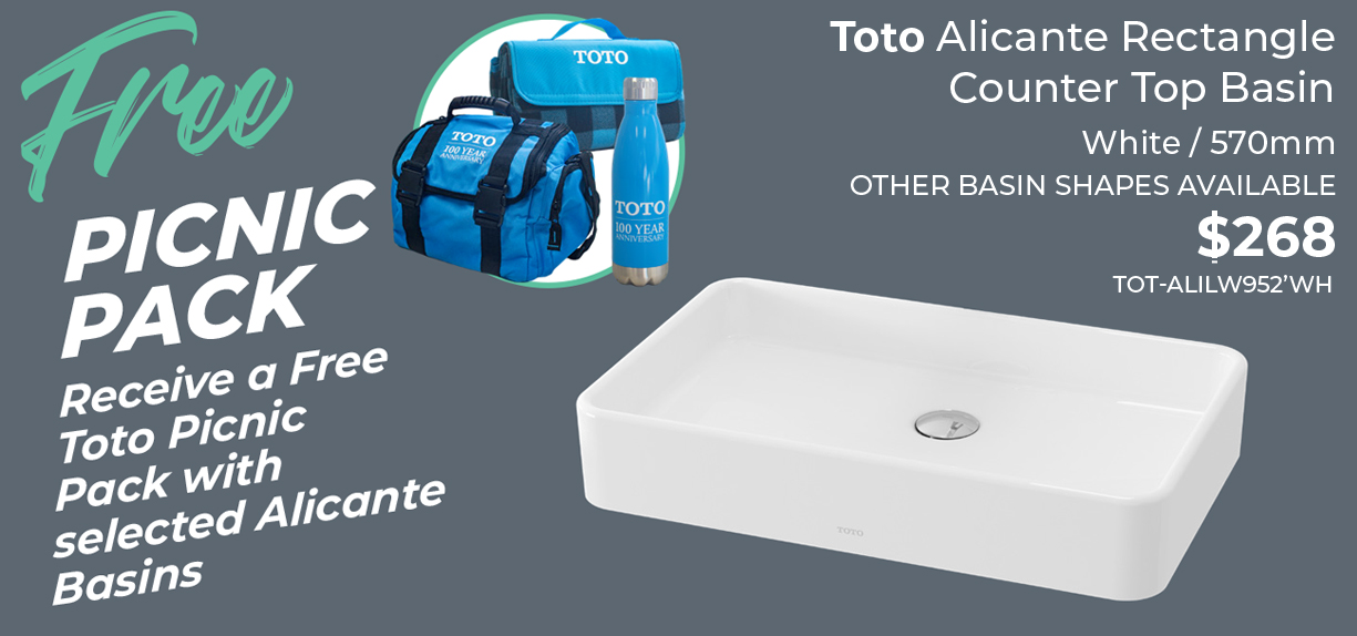 hotDeals2018_TOTO Alicante Basins