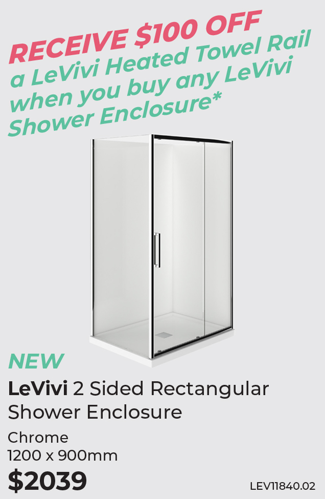 LeVivi Shower Enclosures