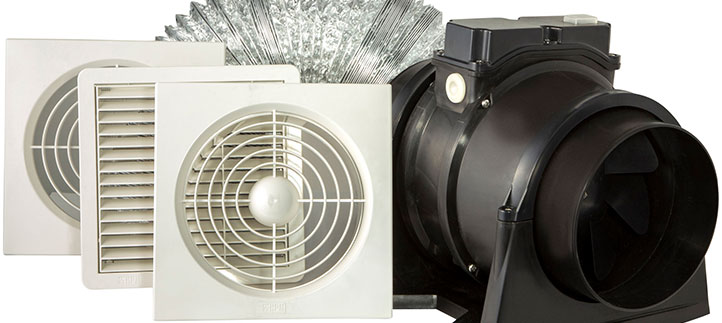 Ventilation, Heating & Lighting