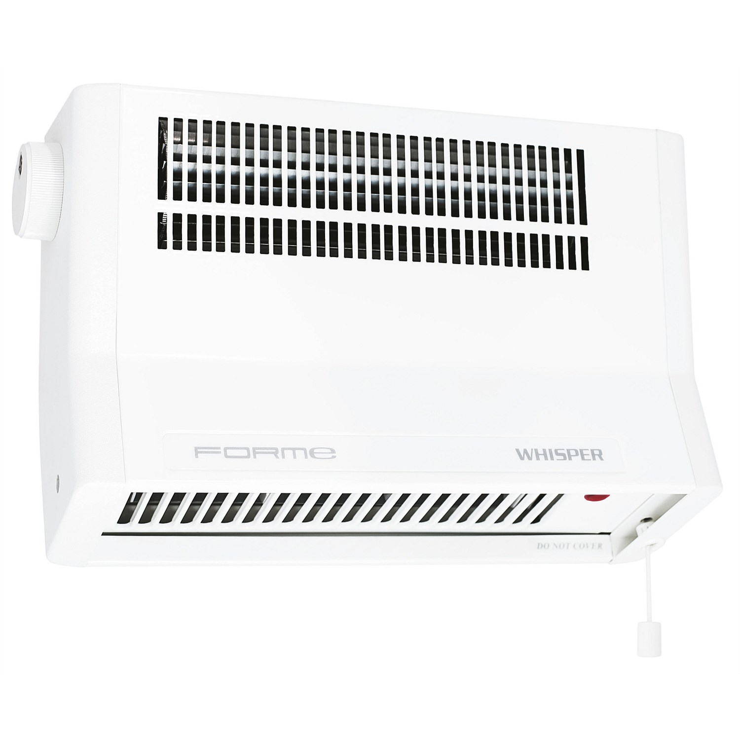 Ventilation And Heating Tranquillity Whisper Bathroom Heater