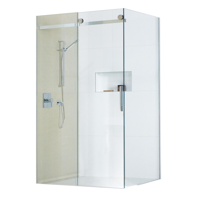 Showers | Plumbing World - Atlantis Linea Quattro 1200mm 2 Sided ...