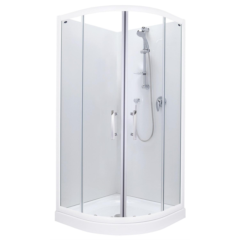 Showers Plumbing World Englefield Azure 900mm Round