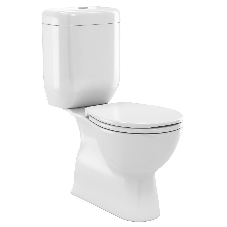 LeVivi - LeVivi Utah Close-Coupled Toilet Suite