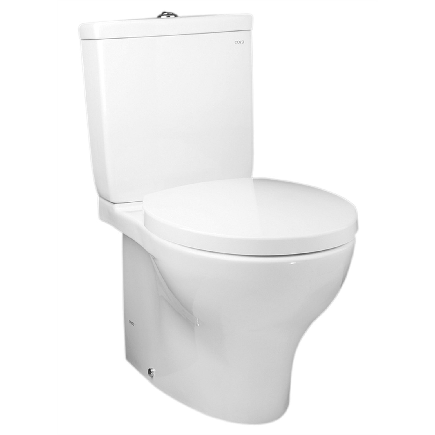 Toilet Suites | Plumbing World - Toto Santo Back-To-Wall Toilet Suite
