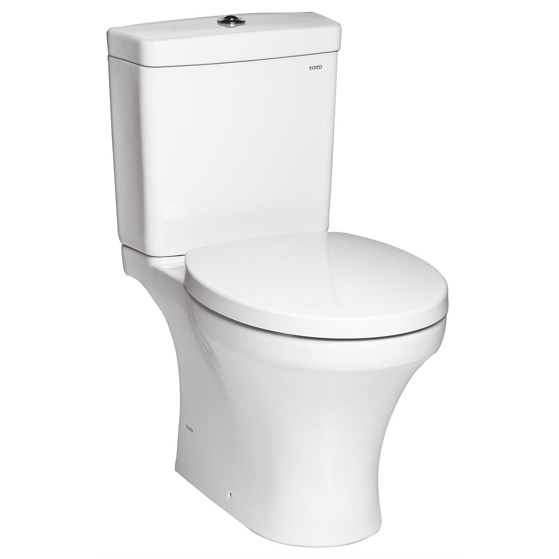 Close-Coupled - Toto Santo Close-Coupled Toilet Suite