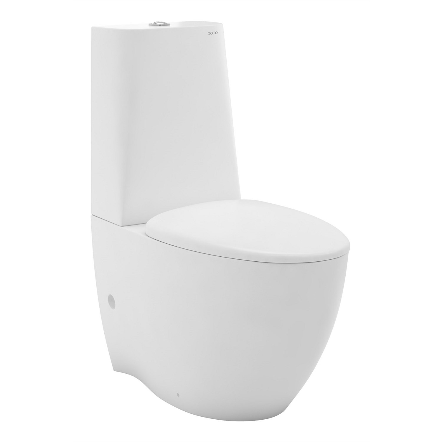 Toilet Suites | Plumbing World - Toto Le Muse Back-To-Wall Toilet Suite