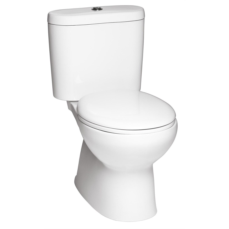 Toilet Suites | Plumbing World - Toto Valdes Close-Coupled Toilet Suite