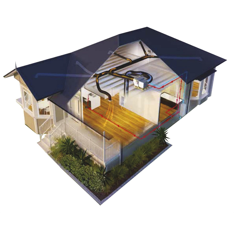 Rinnai Iheat Central Heating System