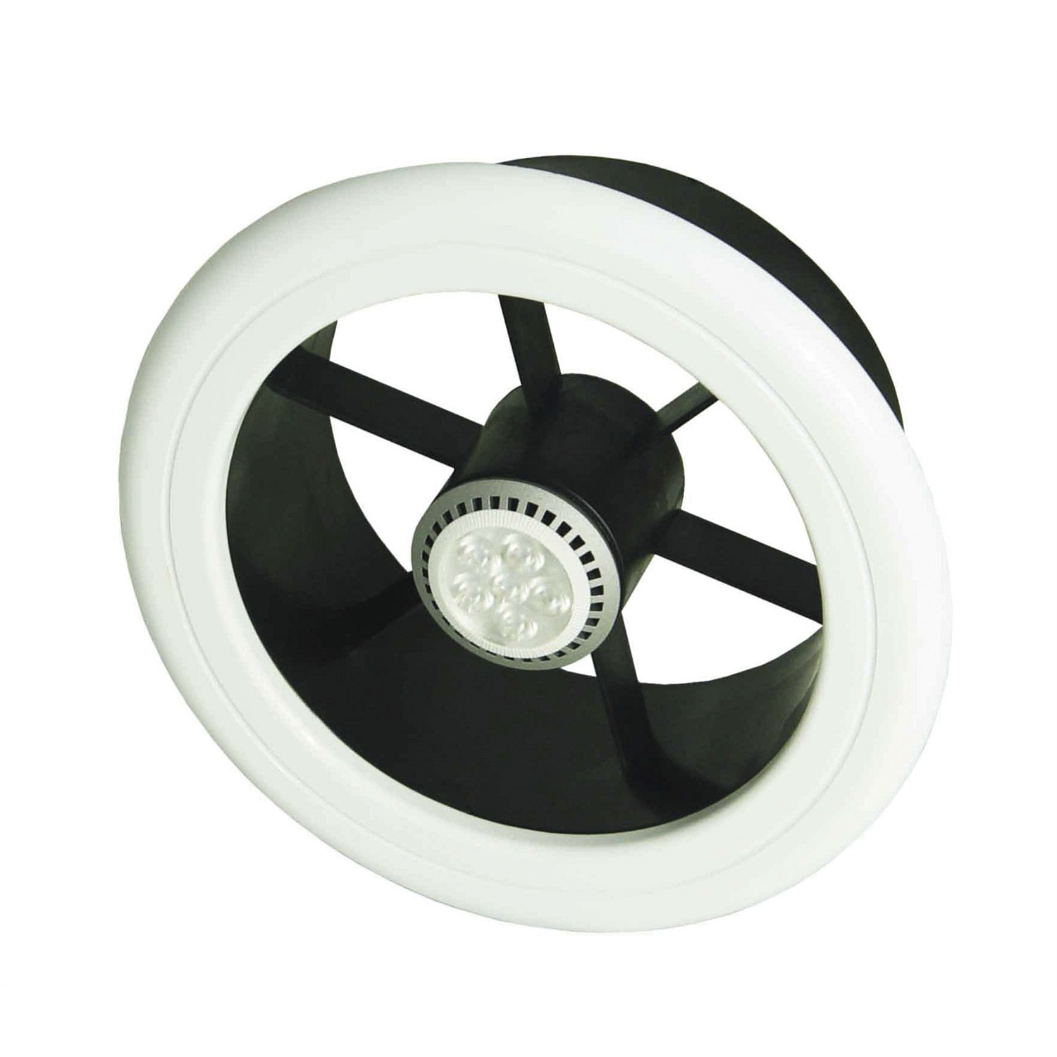 Extraction Fans Weiss Shower 150mm Led Light Extractor