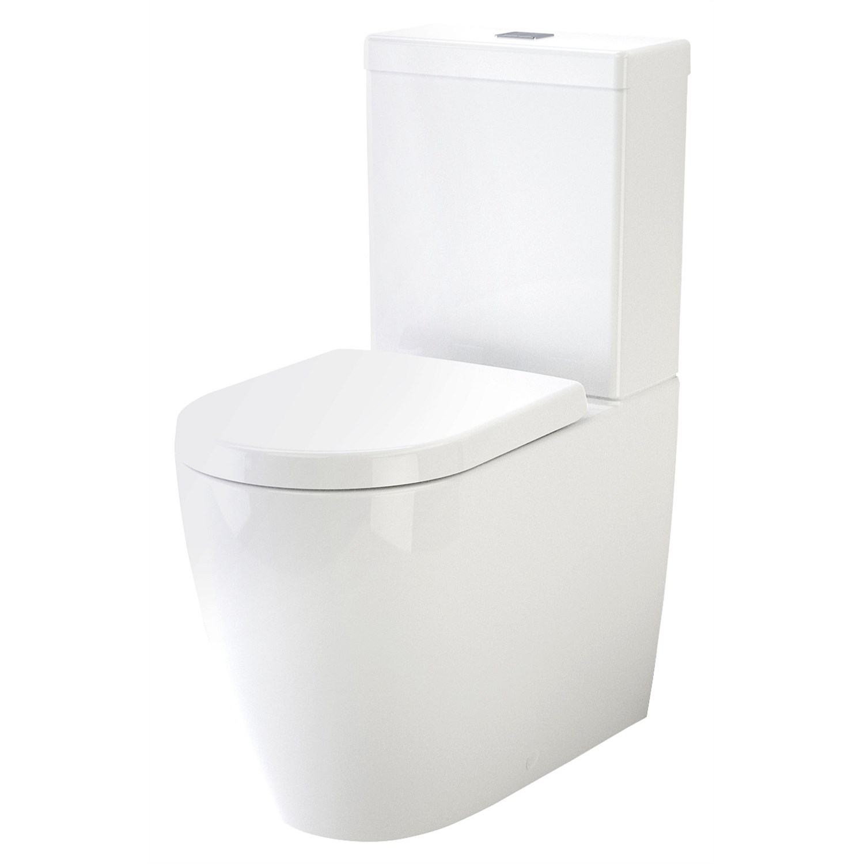 Toilet Suites Plumbing World Caroma Urbane Cleanflush