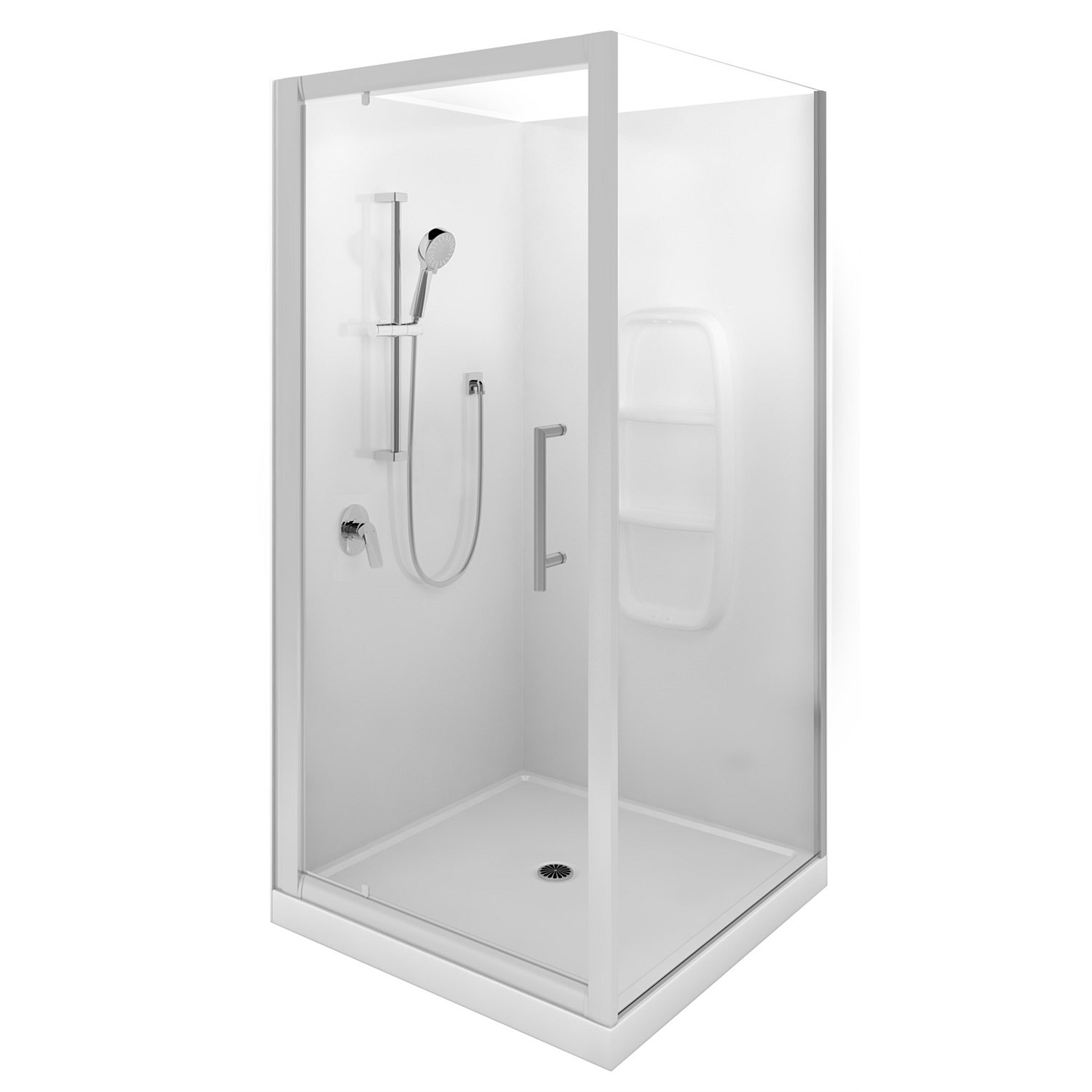 How to install shower plumbing Shower Faucet Start By Talking To The Experienced Team At Plumbing World We Can Help You Choose And Install Fittings That Will Let You Get The Most Out Of Your Bathroom Plumbing World Showers Plumbing World Levivi Cabris 900mm Square Shower