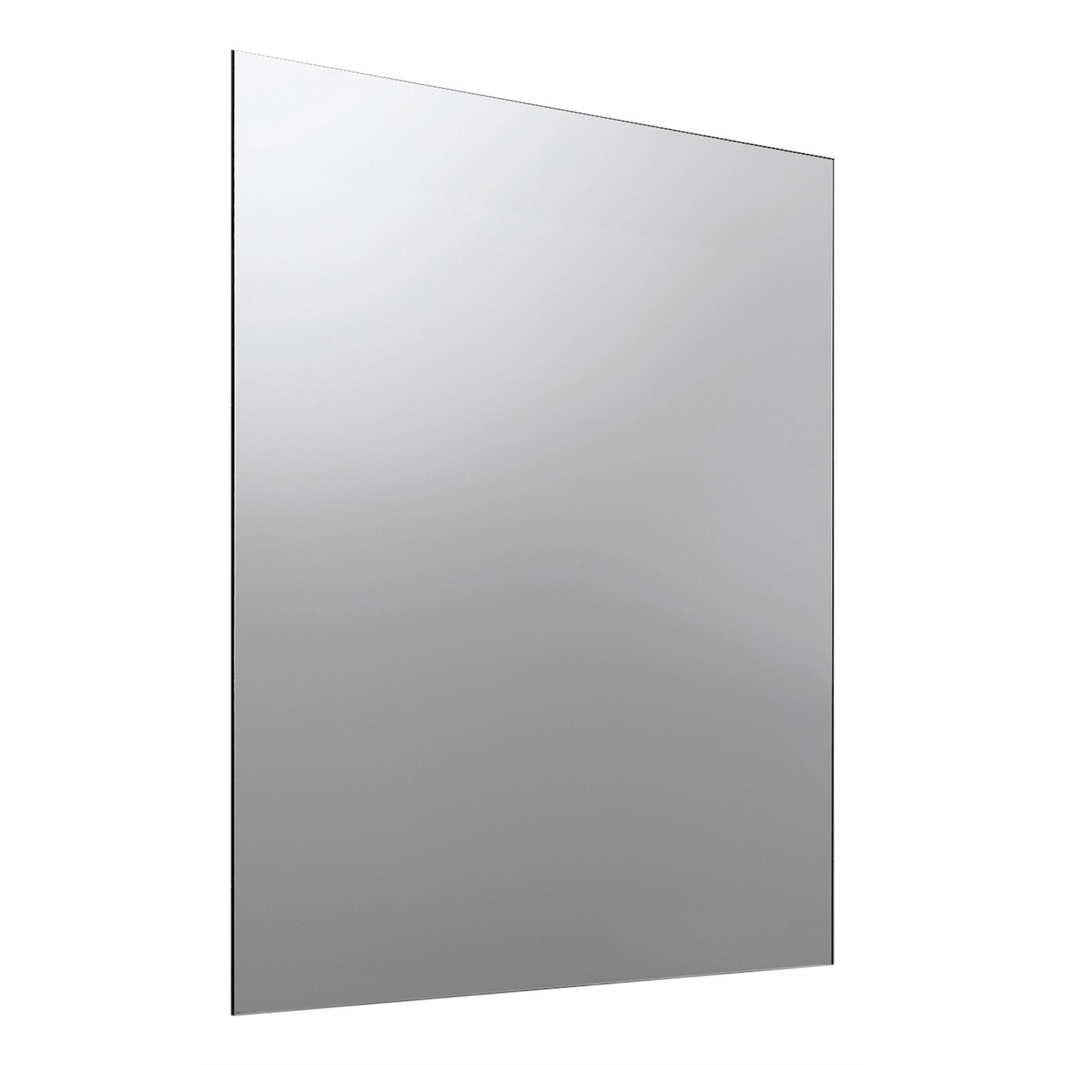 Mirrors Plumbing World Clearlite 500mm Polished Edge