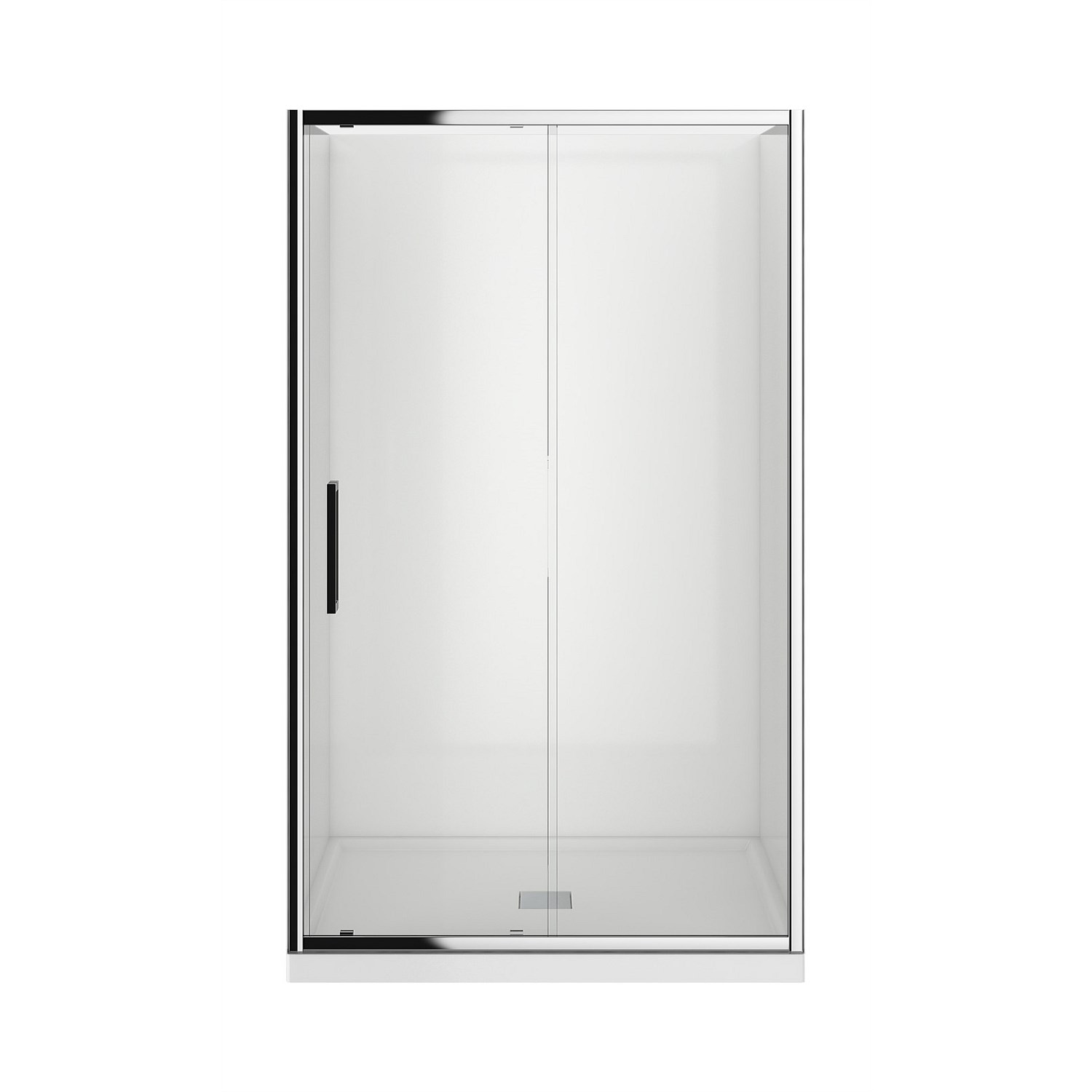 LeVivi 1200mm 3 sided Shower Enclosure | Plumbing World
