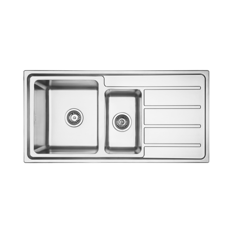 Mercer Bowl & 1/4 LH Sink Insert With Drainer