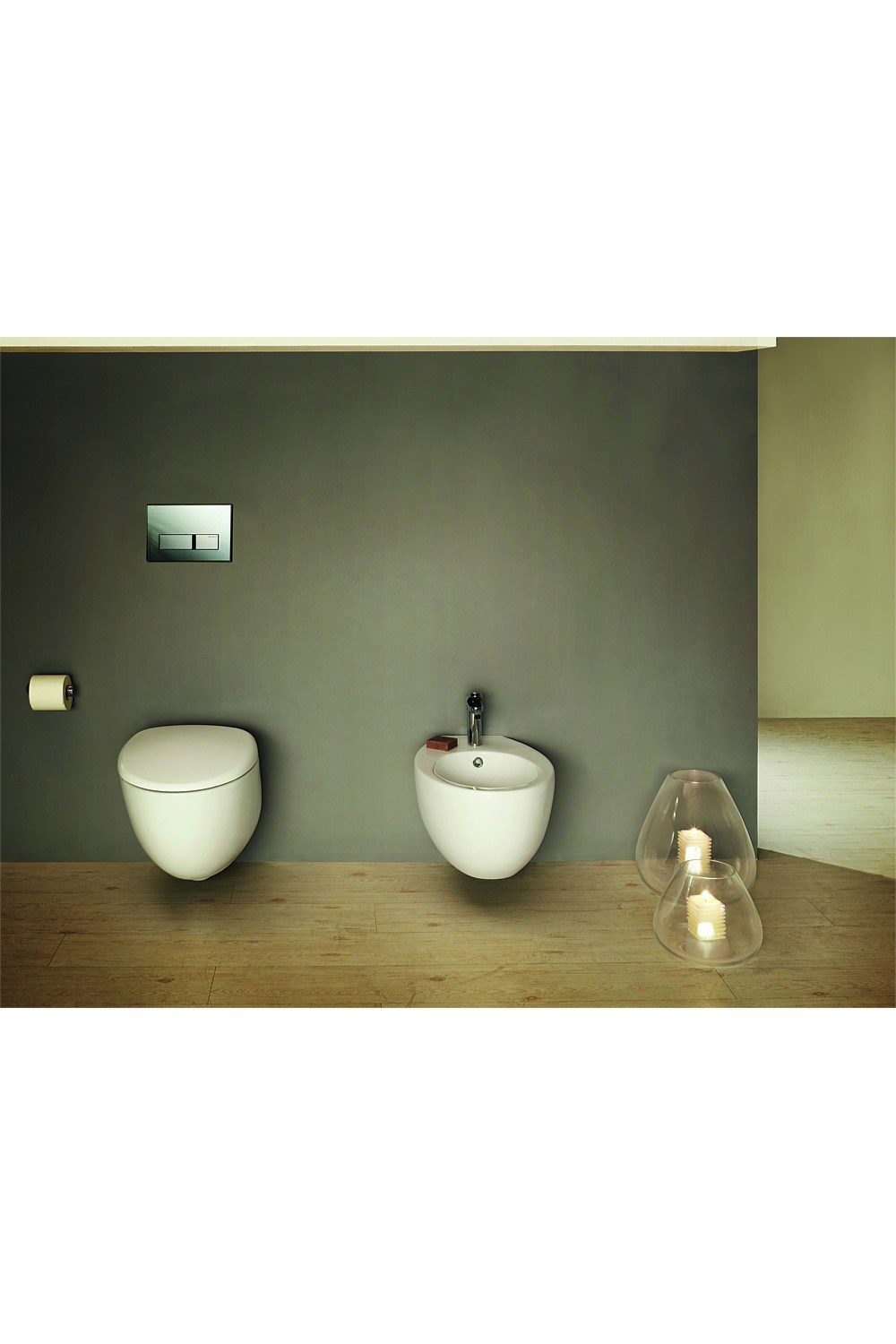 Wall Hung Toto Le Muse Wall Hung Toilet Suite