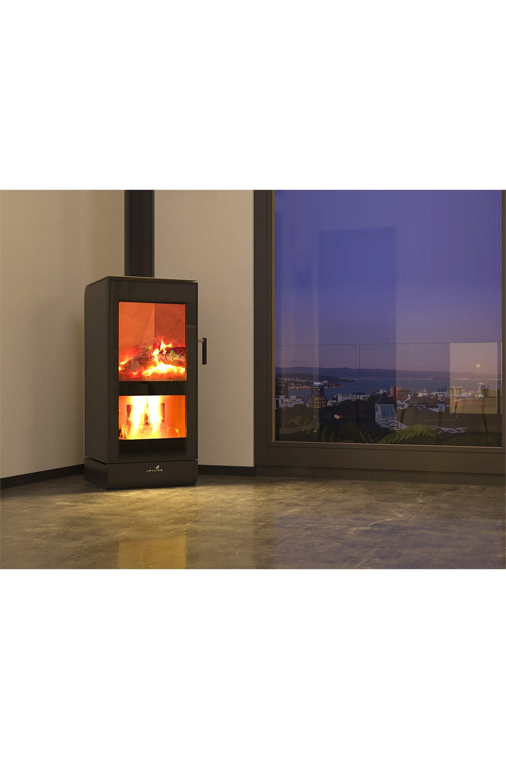 Fires Jayline Ul200 Wood Fire And Flue