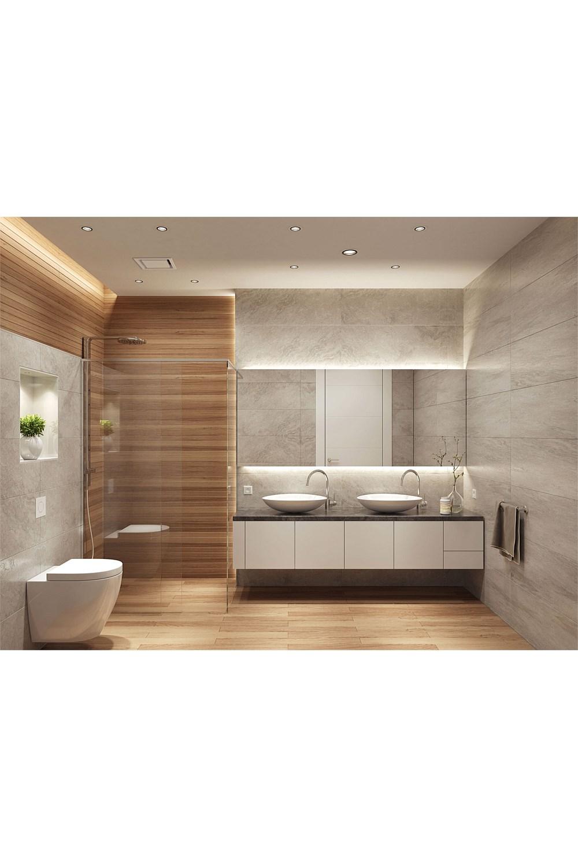 Ventilation And Heating Schweigen Haven Bathroom