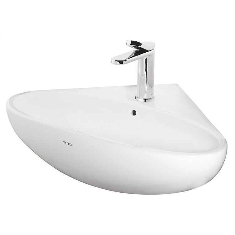 Toto Le Muse 480mm Corner Basin