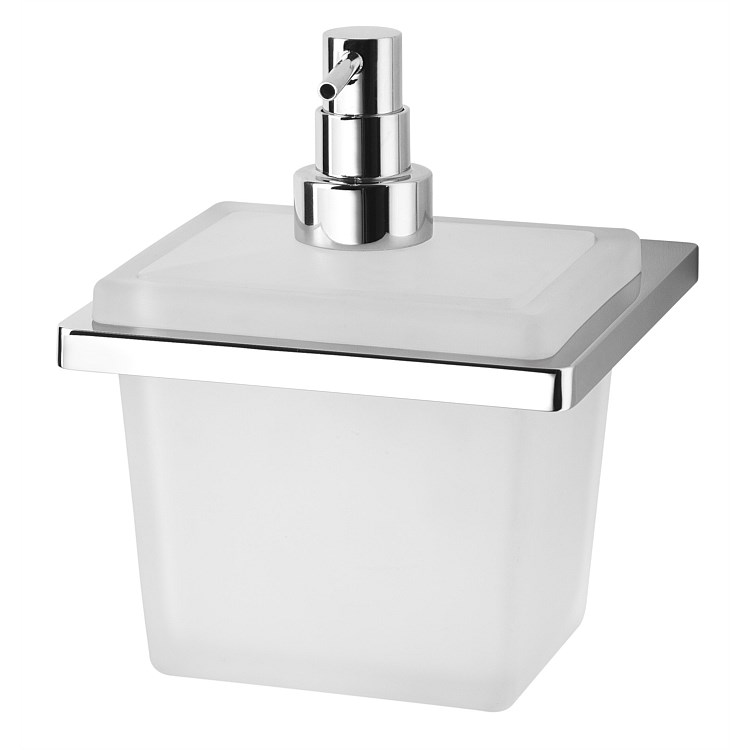 Inda New Europe Collection Soap Dispenser
