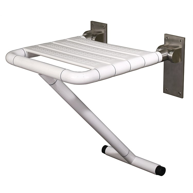LeVivi Wall-Mounted Shower Seat