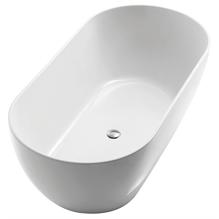 Athena Cassini 1690mm Free-Standing Bath