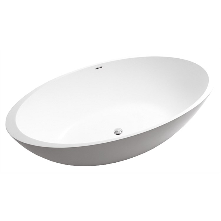 Marblo Mojo 1500mm Oval Bath