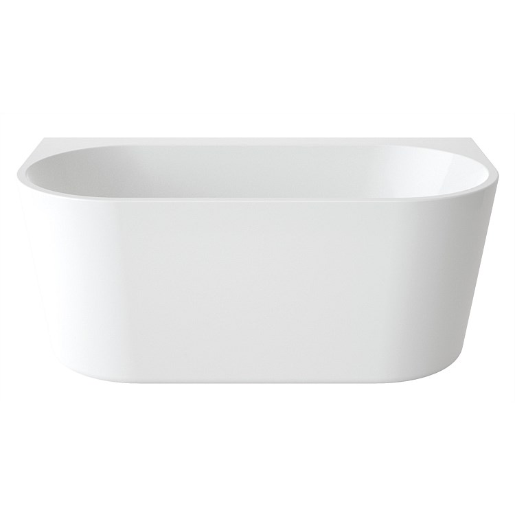 Caroma Aura 1580mm Back-To-Wall Bath