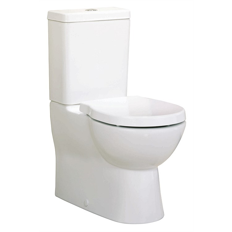 Caroma Opal II Wall-Faced Toilet Suite