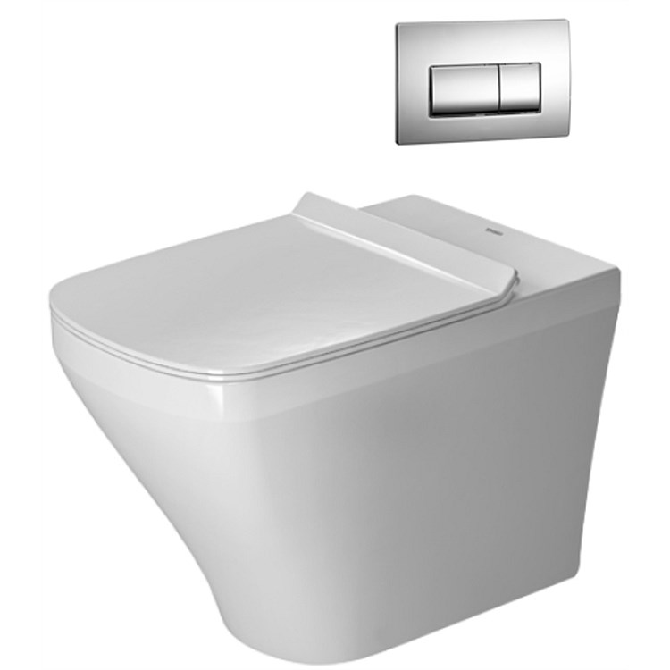 Duravit DuraStyle Floor Mounted Toilet Suite