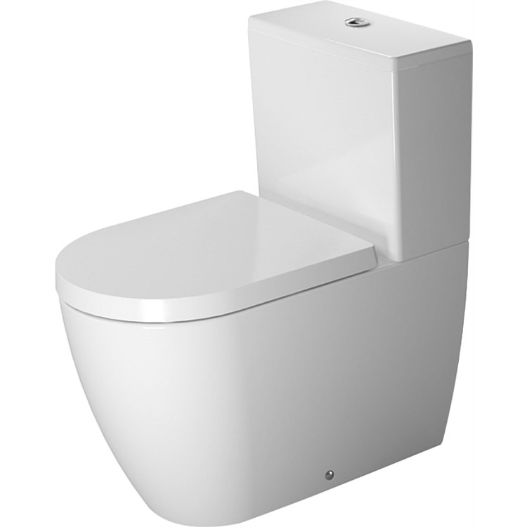 Duravit ME by Starck Back-To-Wall Toilet Suite