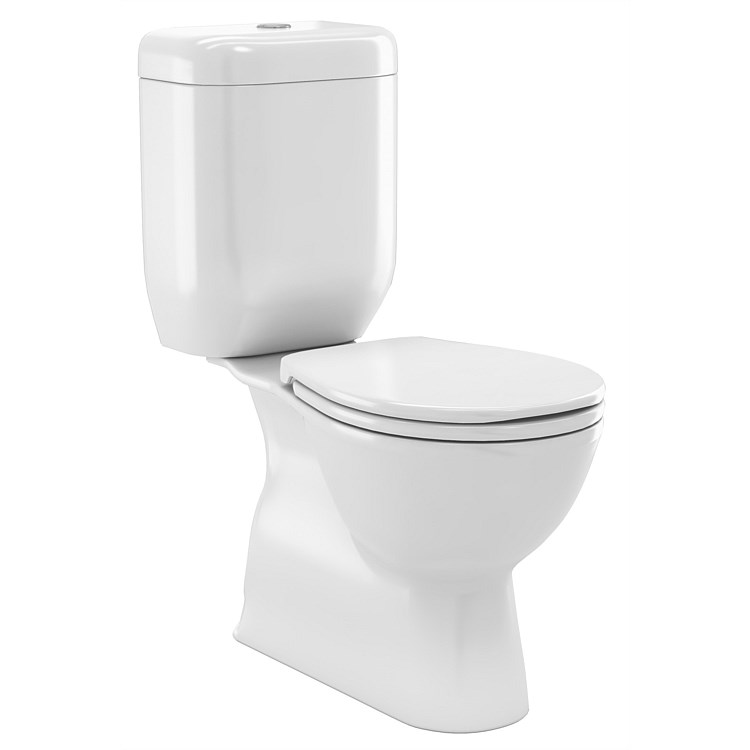 LeVivi Utah Close-Coupled Toilet Suite