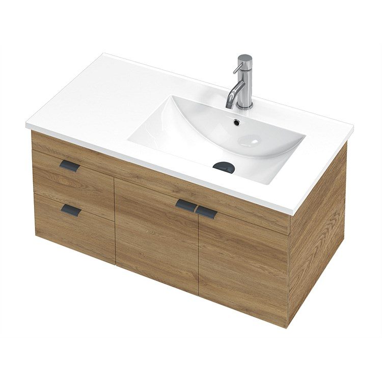 St Michel Kiko 900mm Wall-Hung Vanity