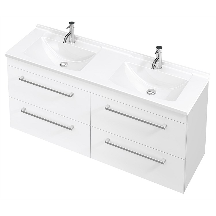 St Michel Riva Classic 1500mm Wall-Hung Vanity