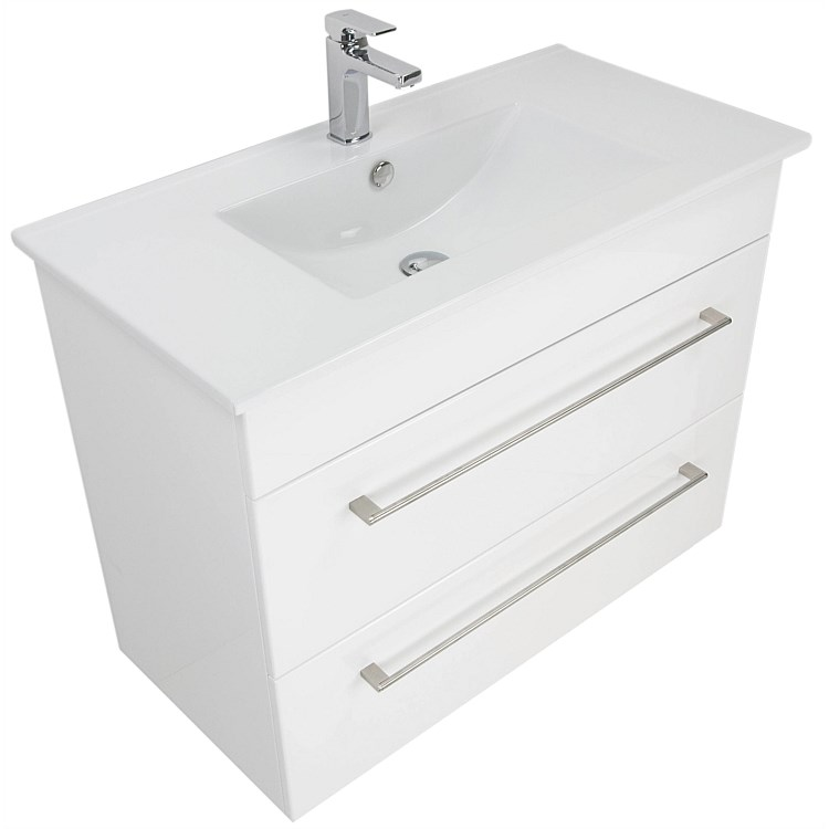 Newtech Citi 900mm Wall-Hung Vanity