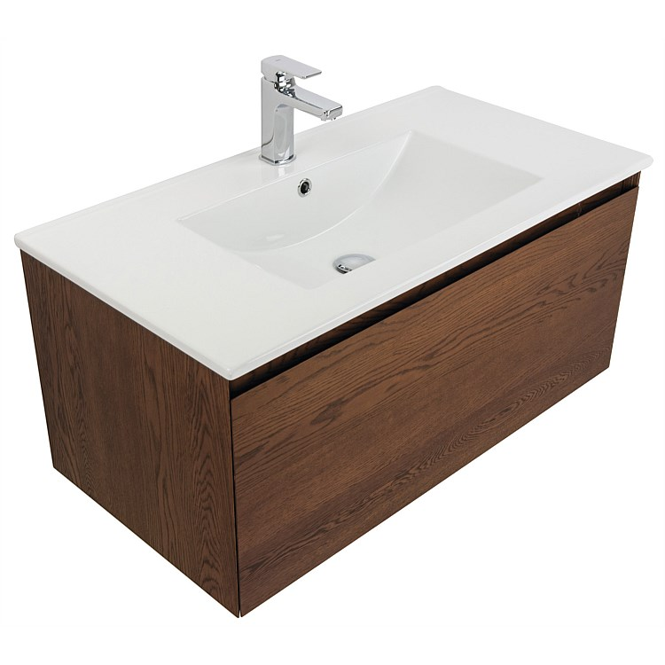 Newtech Kolum 750mm Wall-Hung Vanity