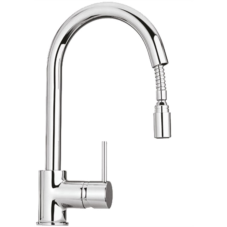 Paini Cox Pull-Out Hand Spray Sink Mixer