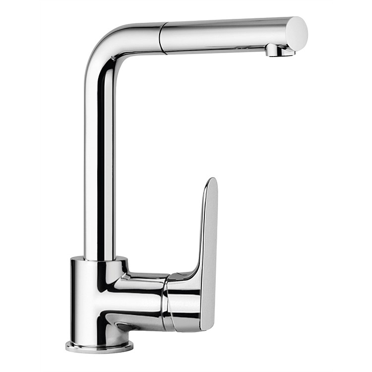 Paini Nove Sink Mixer with Pull-Out Spray