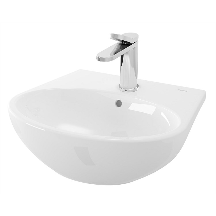 Toto Le Muse 450mm Wall-Hung Basin