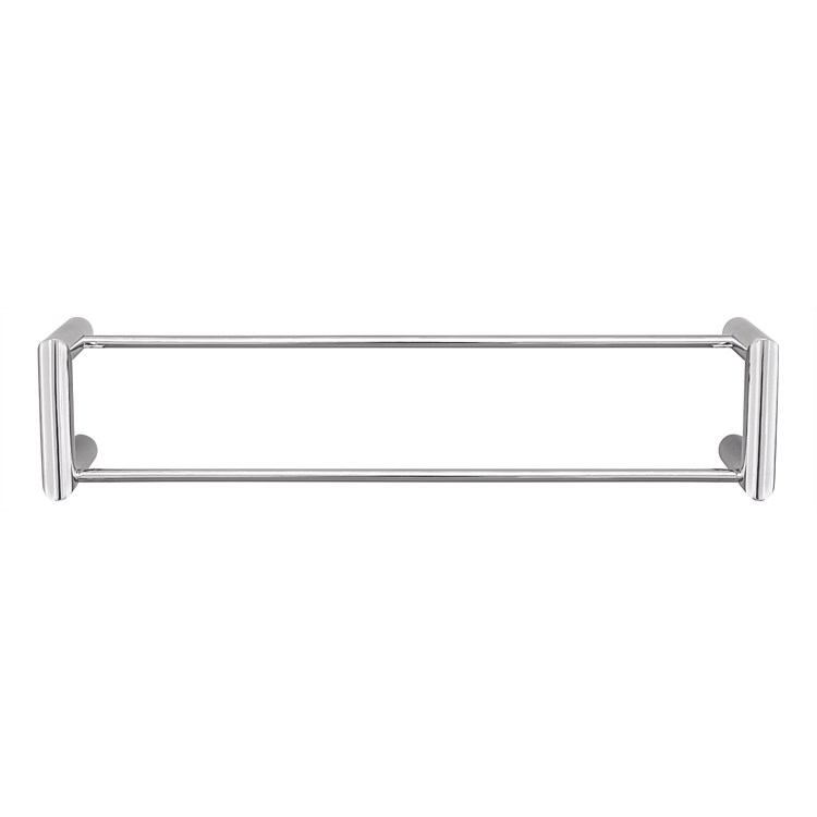 Tranquillity Double Towel Rail Round