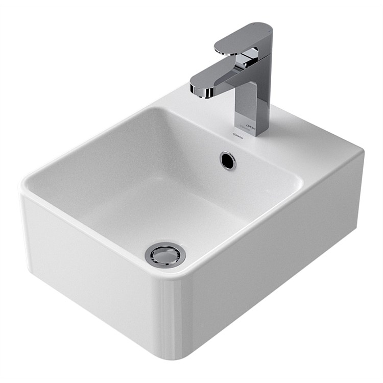 Caroma Cube 320mm Wall Basin