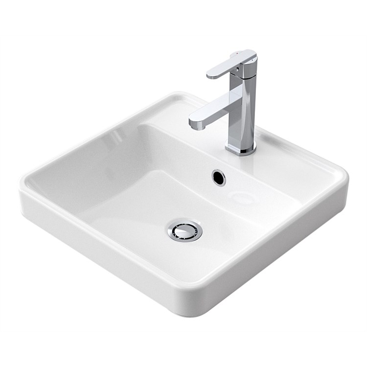 Caroma Carboni 415mm Inset Basin