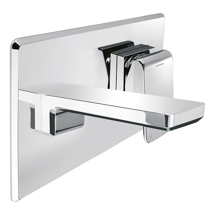Methven Kiri Single Lever Wall Mounted Basin Bath Mixer