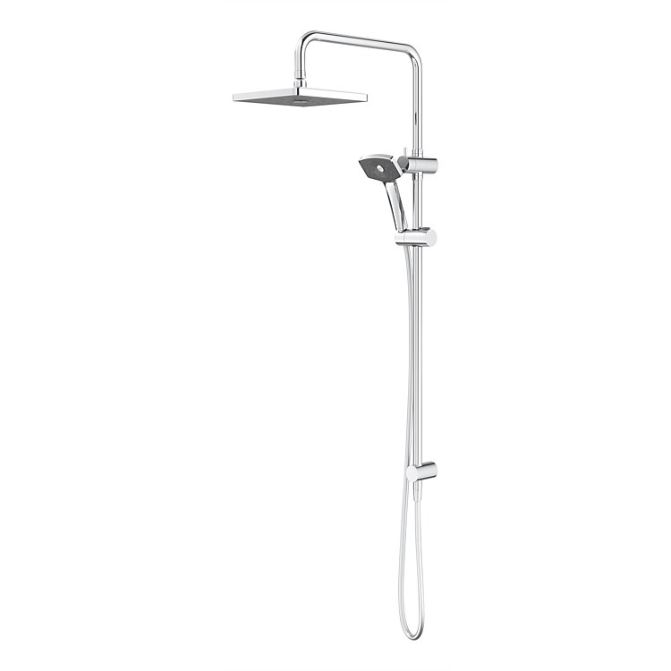 Methven Waipori All In One Slide Shower With Overhead Shower Rose