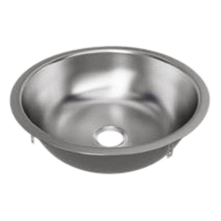 Burns & Ferrall RB2 330mm Rounded Pressed Basin