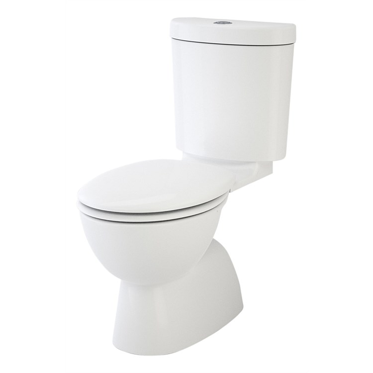 Caroma Profile 4 Connector Toilet Suite