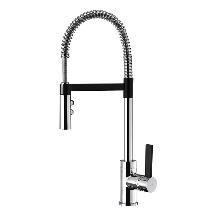 Methven Gaston Single Lever Sink Mixer With 2 Function Pull Down Spray Head