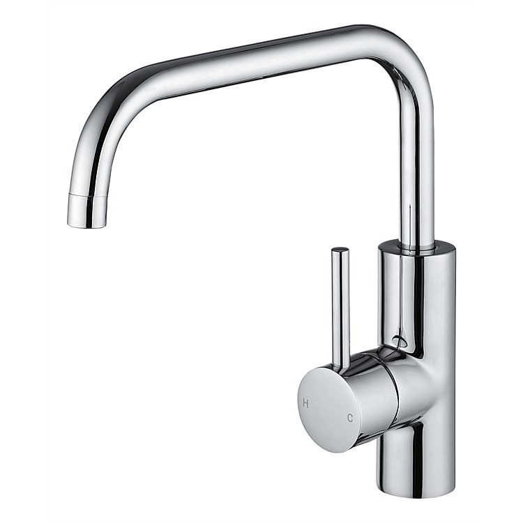 Methven Echo Minimalist Square Neck High Single Lever Basin Mixer