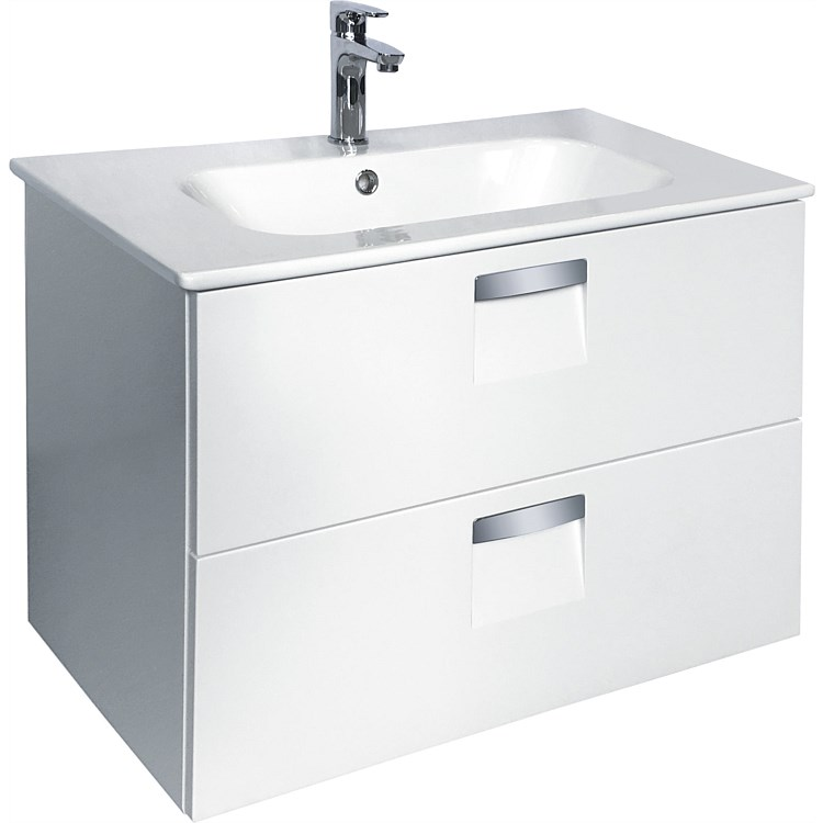 Inda Look 815mm Wall-Hung Vanity