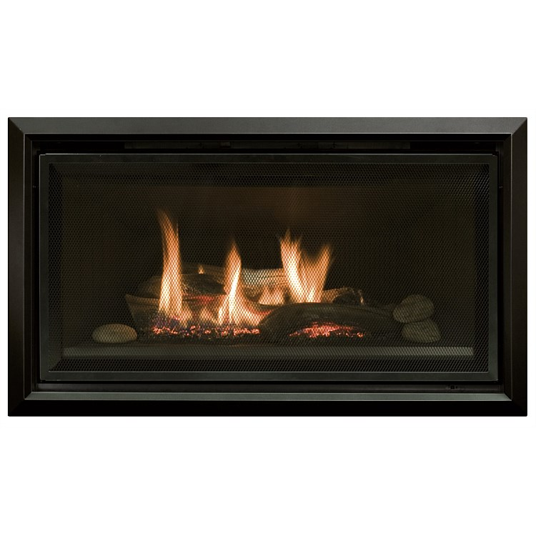 Rinnai Symmetry RDV3611 LPG Gas Fire